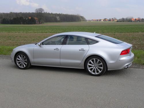 Audi A7 2.8 FSI.