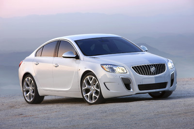 Buick Regal GS Show Car.