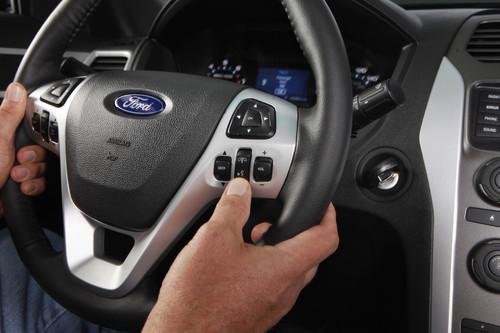 Ford Sync.