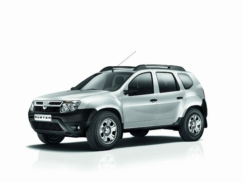 Dacia Duster Ice.