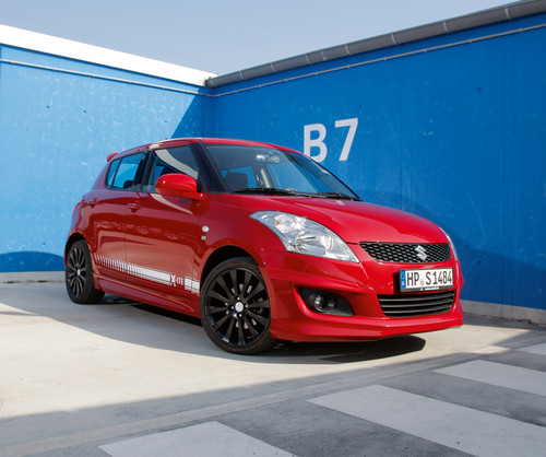 Suzuki Swift X-ite.