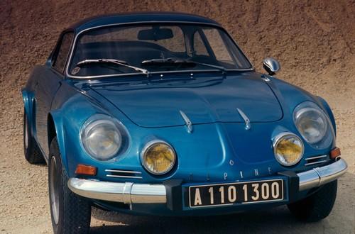Renault Alpine A 110.