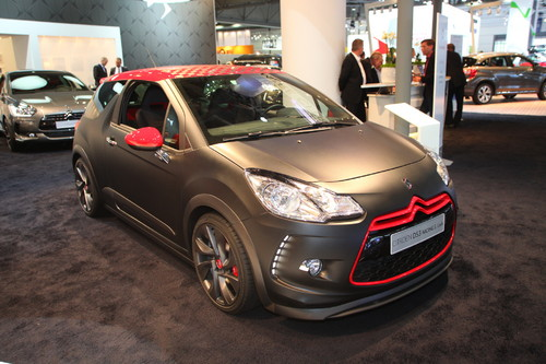 Citroen DS3 Racing S. Loeb.