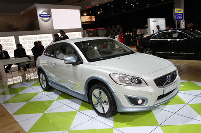 Volvo C30 Electric.