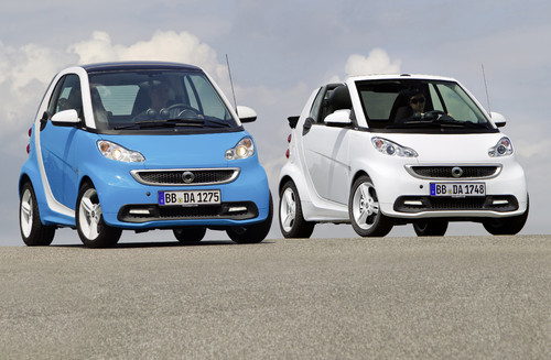 Smart Fortwo Edition Iceshine.