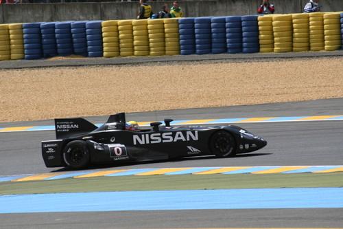 Le Mans 2012: Nissan Delta Wing.