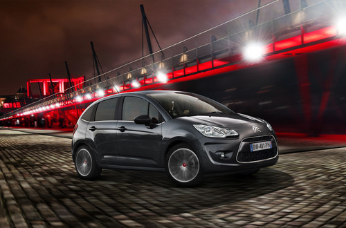 Citroen C3 Red Block.