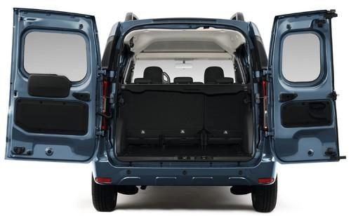 Dacia Dokker Bietet Größten Kofferraum Seiner Klasse Auto
