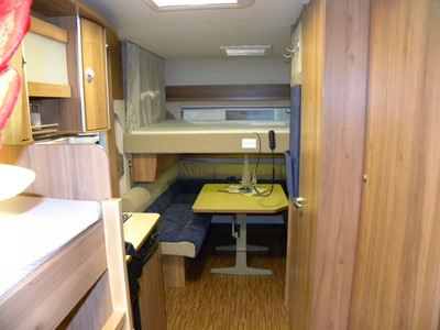 cmt 2010 b rstner averso plus mit hubbett auto. Black Bedroom Furniture Sets. Home Design Ideas