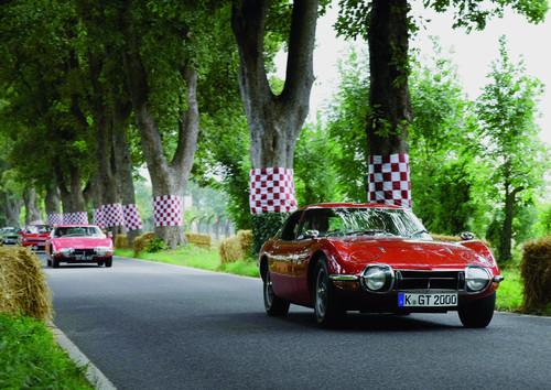 Toyota 2000 GT bei den Classic Days auf Schloss Dyck (2010).
