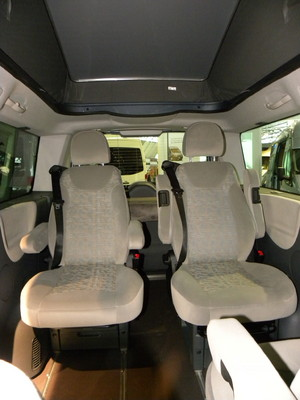 cmt 2010 westfalia pr sentiert multimobil auto. Black Bedroom Furniture Sets. Home Design Ideas