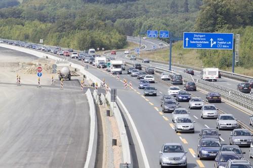 Der ADAC hat die zehn stauanfälligsten Autobahnbaustellen der ersten beiden Juli-Wochen ermittelt.