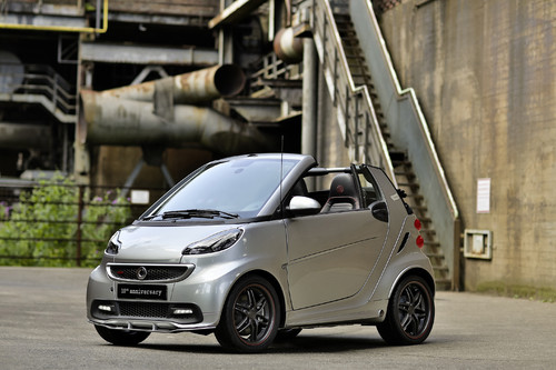 Smart Brabus 10th anniversary.