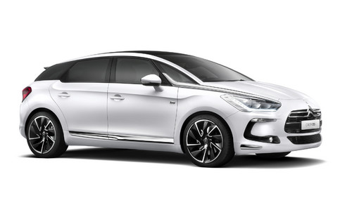 Citroen DS5 Pure Pearl.