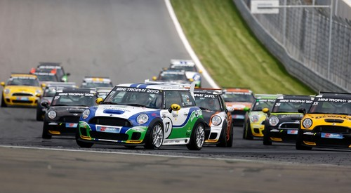 Mini Trophy auf dem Red-Bull-Ring.