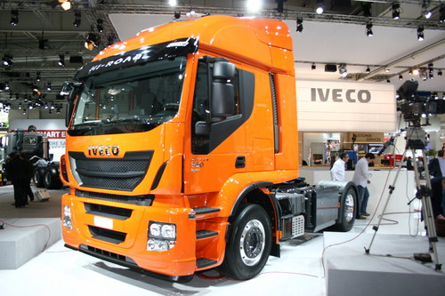 Iveco Stralis LNG Natural Power.