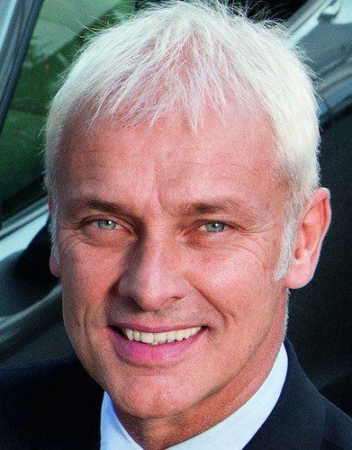 Matthias Müller.