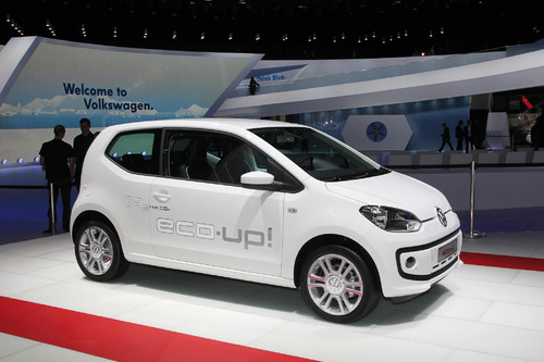 Volkswagen Eco-Up.
