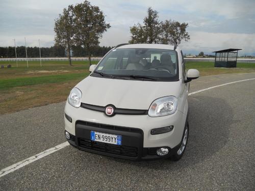 Fiat Panda Natural Power.