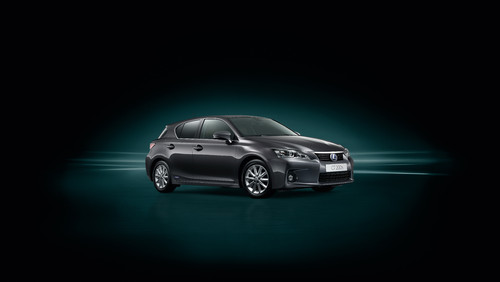 "Lexus Ct200h ""Executive Line""."
