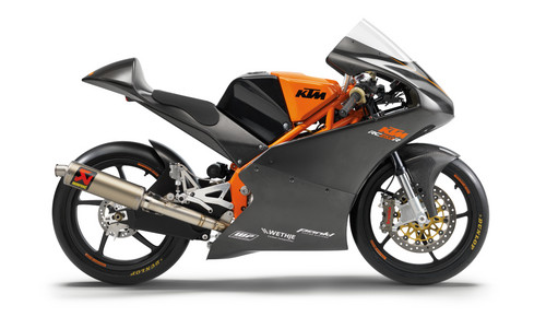 KTM RC 250 R Production Racer.