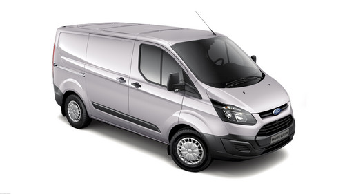 Ford Transit Custom Econetic.
