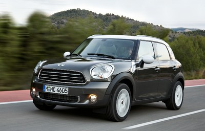Mini Countryman.