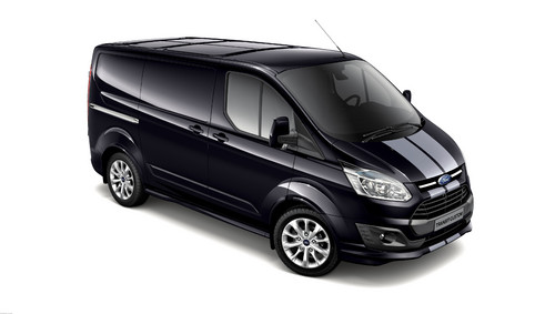 "Ford Transit Custom ""Sport""."