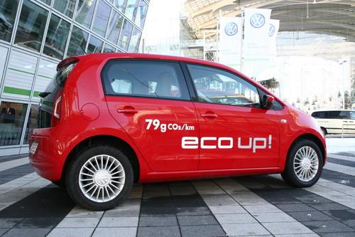 Volkswagen Eco-Up.