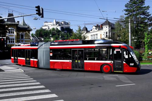 Solaris Trollino 18 Metro Style.