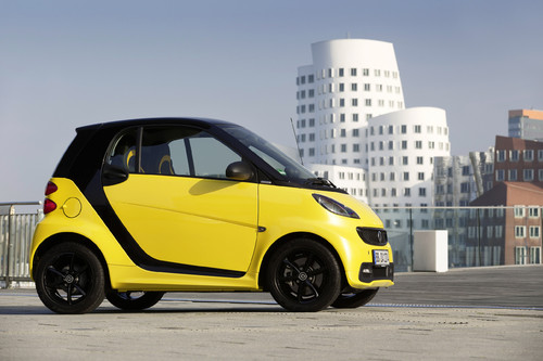 Smart Fortwo Edition Cityflame.