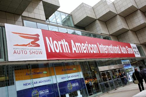 Detroit 2013: Eindrücke von der North American Auto Show (NAIAS).