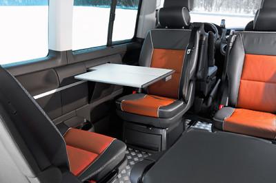 pressepr sentation volkswagen t5 4motion fit f r job und. Black Bedroom Furniture Sets. Home Design Ideas