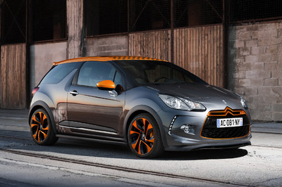 Citroen DS3 Racing.