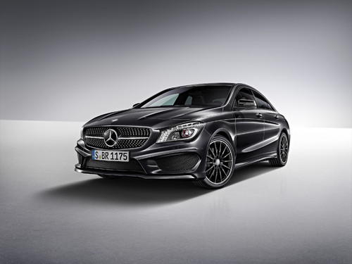 Mercedes-Benz CLA Edition 1.