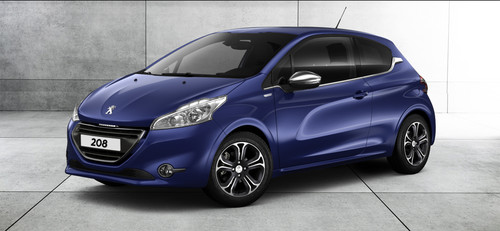 Peugeot 208 Intuitive.