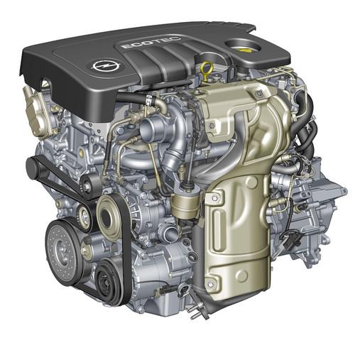 1.6 CDTI Ecotec von Opel.