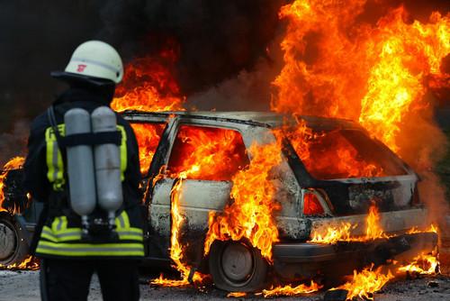Neues Kältemittel - Gefahr bei Feuer für insassen und Rettungskräfte.
