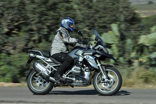 BMW R 1200 GS.