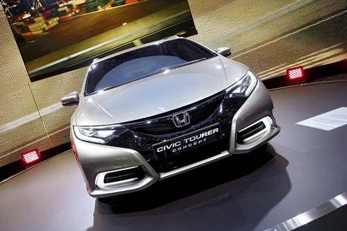 Honda Civic Tourer Concept.