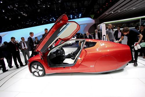 Volkswagen XL1.