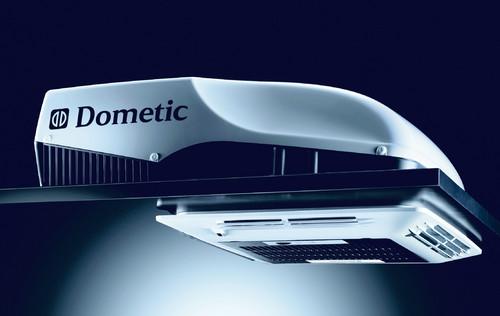 dometic klimaanlagen bei intercaravaning testen auto. Black Bedroom Furniture Sets. Home Design Ideas