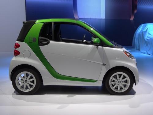 Smart Electric Drive.