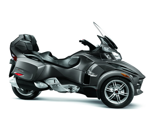 Can-Am Spyder Roadster RT.