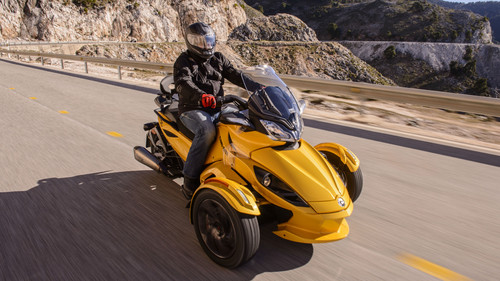 Can-Am Spyder Roadster ST.
