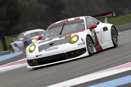 Porsche 911 RSR des Teams Manthey.