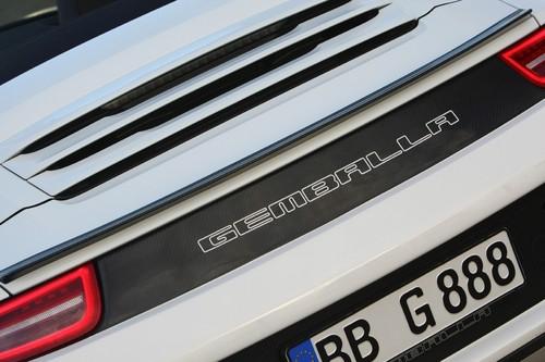 Porsche 911 Gemballa GT.