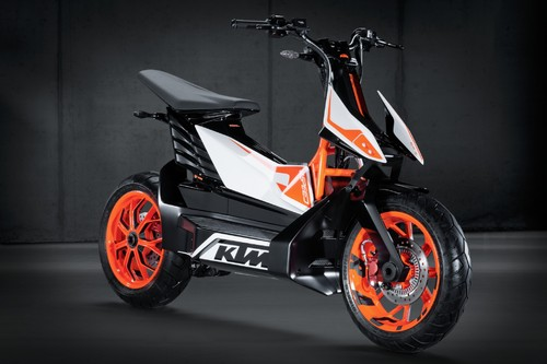 KTM E-Speed (Studie).