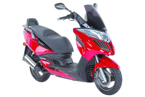 Kymco Grand Dink 50 2T.