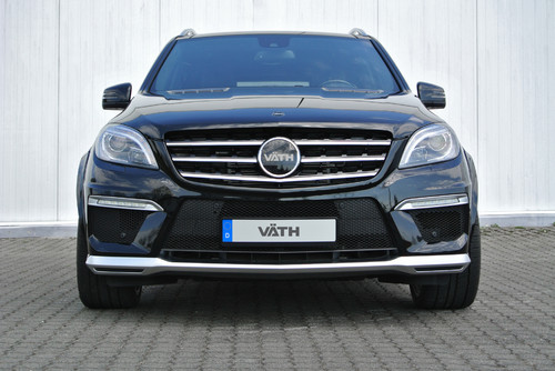 Mercedes ML63 AMG mit Kit Väth V63RS.